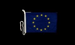 Bootsfahne Europäische Union EU - 30 x 40 cm