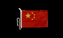 Bootsfahne China - 30 x 40 cm
