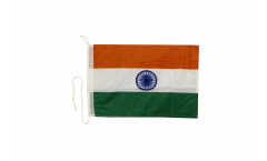 Bootsfahne Indien - 30 x 40 cm