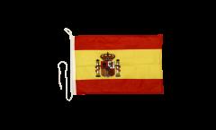 Bootsfahne Spanien - 30 x 40 cm