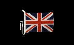 Bootsfahne Großbritannien - 30 x 40 cm