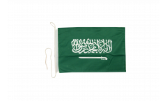 Bootsfahne Saudi-Arabien - 30 x 40 cm