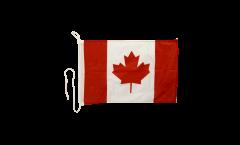 Bootsfahne Kanada - 30 x 40 cm