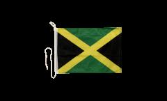 Bootsfahne Jamaika - 30 x 40 cm
