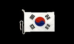 Bootsfahne Südkorea - 30 x 40 cm