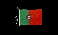 Bootsfahne Portugal - 30 x 40 cm