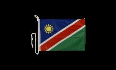 Bootsfahne Namibia - 30 x 40 cm