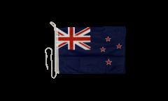 Bootsfahne Neuseeland - 30 x 40 cm