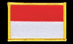 Aufnäher Indonesien - 8 x 6 cm