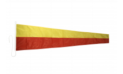 Zahlenwimpel 7 - 45 x 180 cm