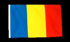 Flagge Rumänien - 10er Set - 30 x 45 cm