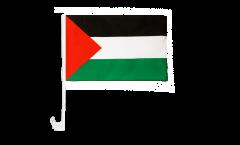 Autofahne Palästina - 30 x 40 cm