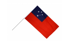 Stockflagge Samoa - 60 x 90 cm
