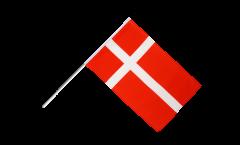 Stockflagge Dänemark - 60 x 90 cm