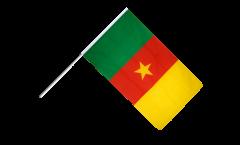 Stockflagge Kamerun - 60 x 90 cm