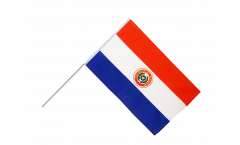 Stockflagge Paraguay - 60 x 90 cm