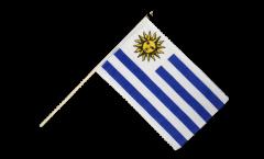 Stockflagge Uruguay - 60 x 90 cm