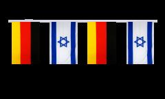 Freundschaftskette Deutschland - Israel - 15 x 22 cm