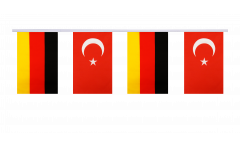 Freundschaftskette Deutschland - Türkei - 15 x 22 cm
