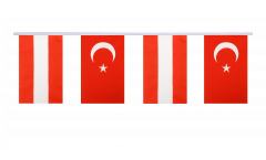 Freundschaftskette Österreich - Türkei - 15 x 22 cm
