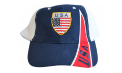 Cap / Kappe USA, fan