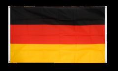 Balkonflagge Deutschland - 90 x 150 cm