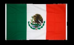 Balkonflagge Mexiko - 90 x 150 cm