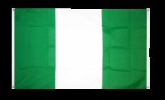Balkonflagge Nigeria - 90 x 150 cm