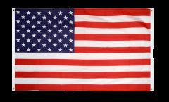 Balkonflagge USA - 90 x 150 cm