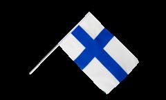 Stockflagge Finnland - 60 x 90 cm