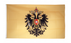 Flagge Österreich-Ungarn 1815-1915 - 90 x 150 cm