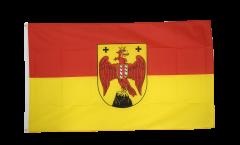 Flagge Österreich Burgenland
