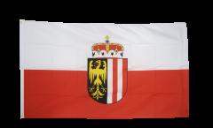Flagge Österreich Oberösterreich - 90 x 150 cm