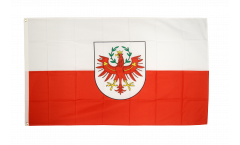 Flagge Österreich Tirol - 90 x 150 cm