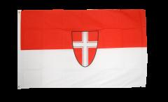 Flagge Österreich Wien - 90 x 150 cm