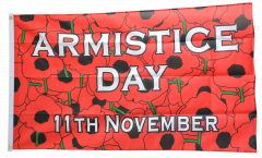 Flagge Armistice Day 11. November - 90 x 150 cm