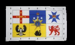 Flagge Australien Royal Standard - 90 x 150 cm