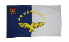 Flagge Azoren - 90 x 150 cm