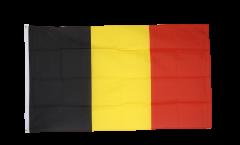 Flagge Belgien, genäht - 270 x 450 cm