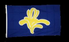 Flagge Belgien Hauptstadtregion Brüssel - 90 x 150 cm