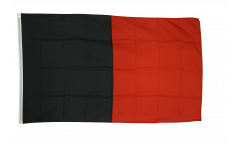 Flagge Belgien Namur