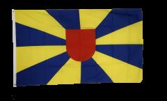 Flagge Belgien Westflandern - 90 x 150 cm