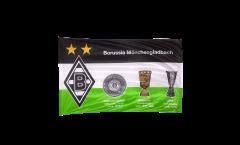 Flagge Borussia Mönchengladbach Erfolge