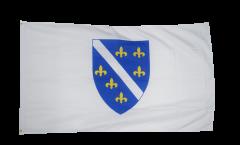 Flagge Bosnien alt 1992-1998 - 90 x 150 cm