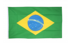 Flagge Brasilien - 90 x 150 cm
