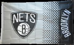 Flagge Brooklyn Nets