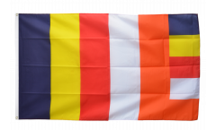 Flagge Buddhismus