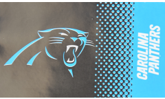 Flagge Carolina Panthers Fan
