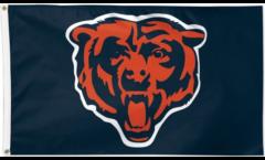 Flagge NFL Chicago Bears - 90 x 150 cm