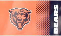 Flagge Chicago Bears Fan
